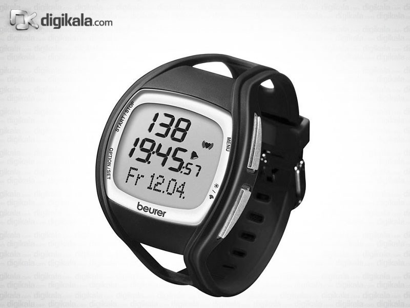 img نمایشگر ضربان قلب بیورر  PM45 Beurer PM45 Heart Rate Monitor