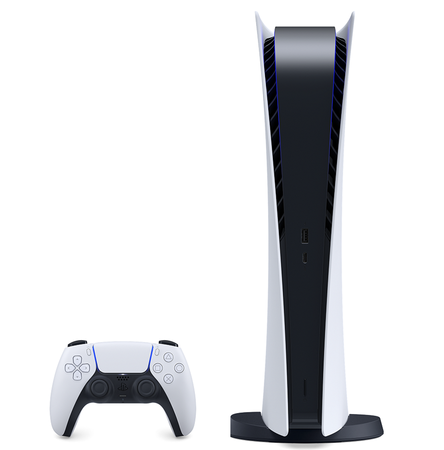 تصویر کنسول بازی سونی PlayStation 5 Digital پلی استیشن ۵ دیجیتال Playstation 5 Digital Editoin