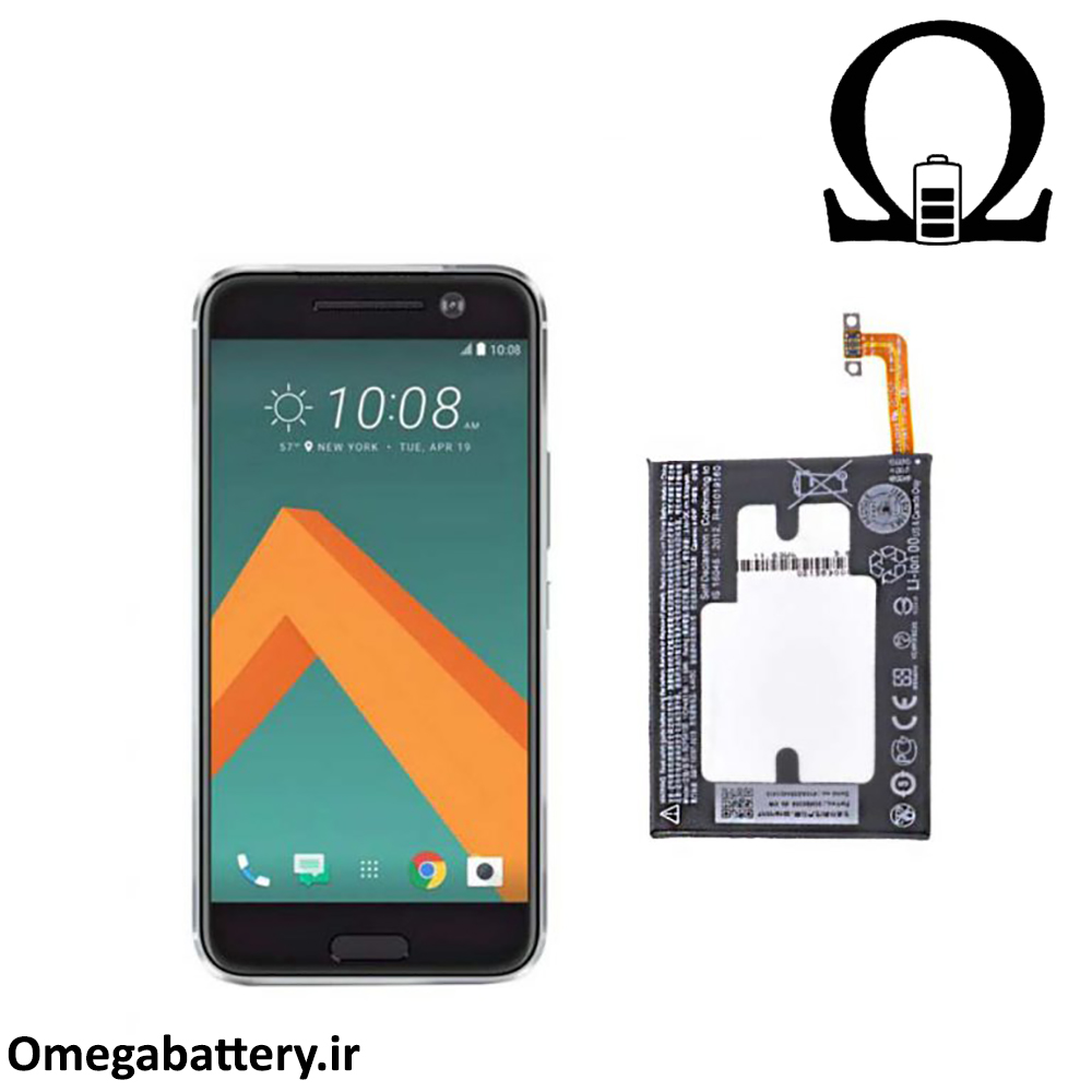main images باتری اصلی اچ تی سی HTC 10 مدل B2PS6100 Original HTC Battery 10