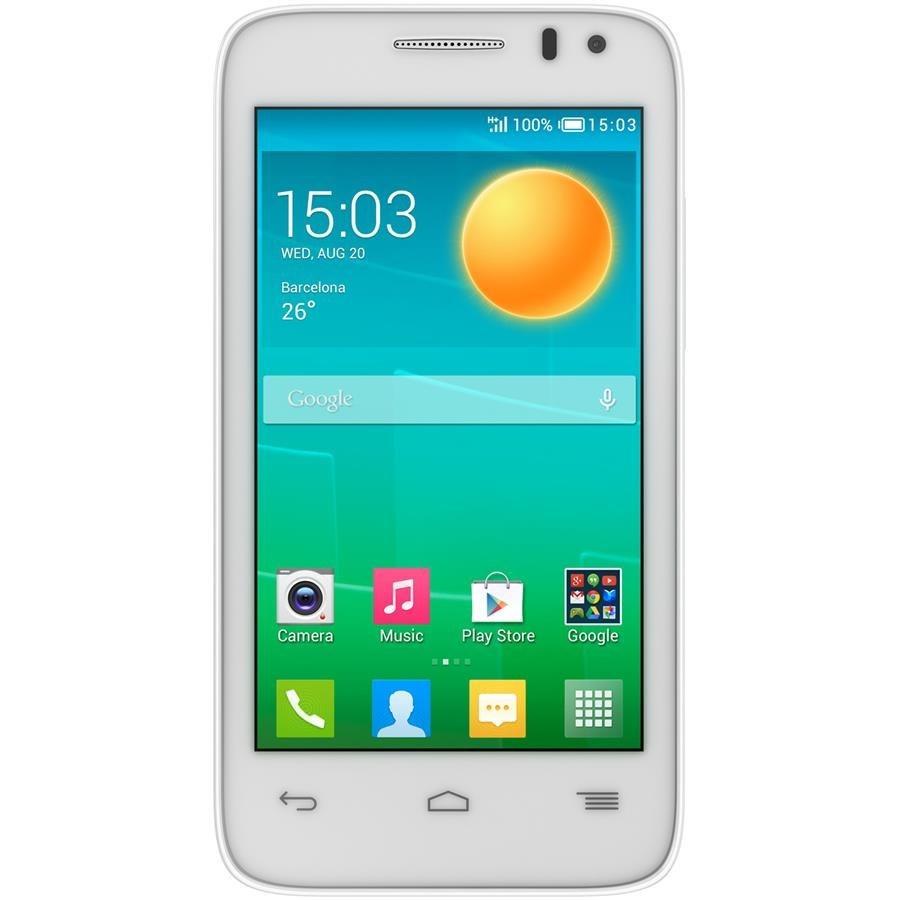 main images گوشی موبایل آلکاتل One Touch Pop D3 4035D 3G 4GB Dual SIM