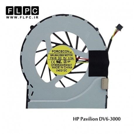تصویر فن لپ تاپ اچ پی HP Pavilion DV6-3000 Laptop CPU Fan