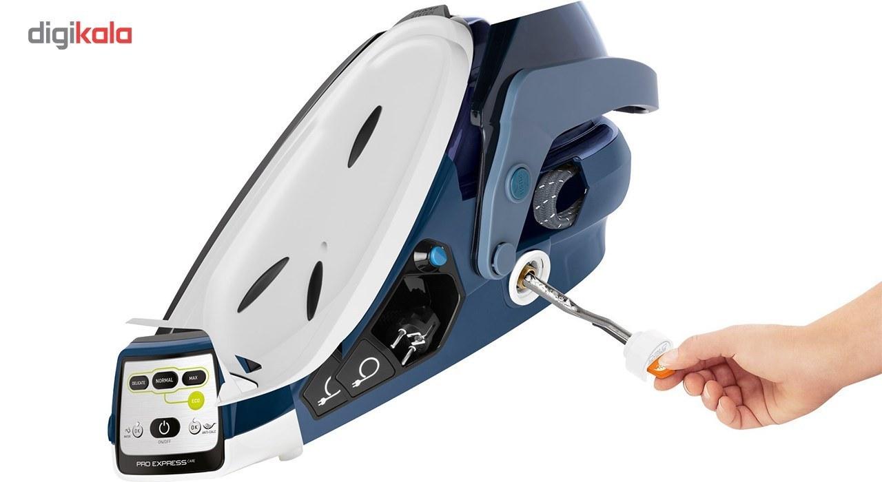 img اتو مخزن دار تفال Steam Generator Iron GV9080