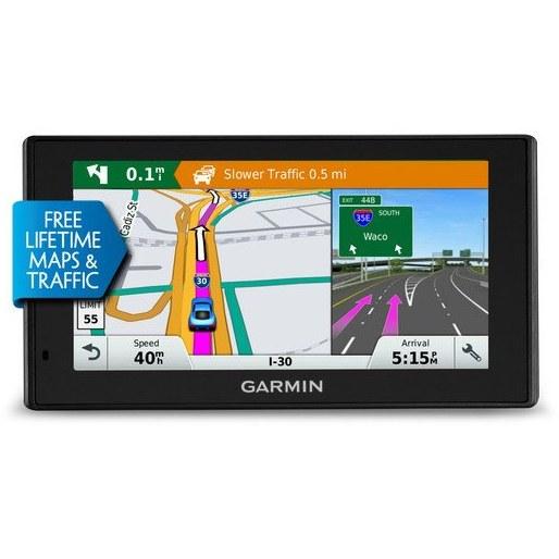 تصویر مسیریاب خودرو گارمین مدل درایو اسمارت ۷۰ Garmin DriveSmart 70 010-01538-01 Car Navigator