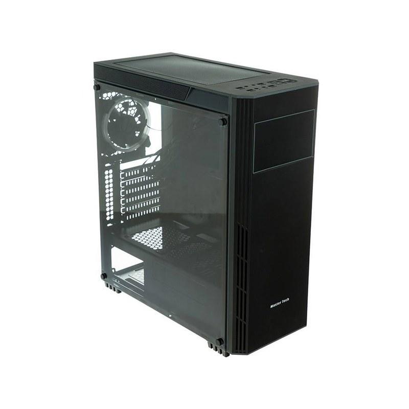 تصویر کیس کامپیوتر مستر تک مدل ARKA GLASS