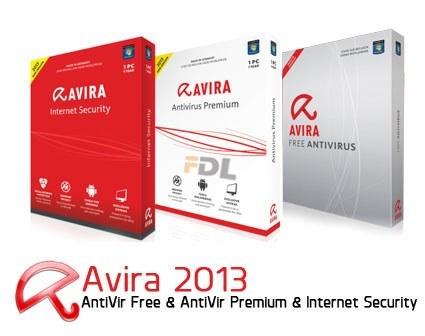 آنتی ویروس اورجینال 3 کاربره  avira internet security |