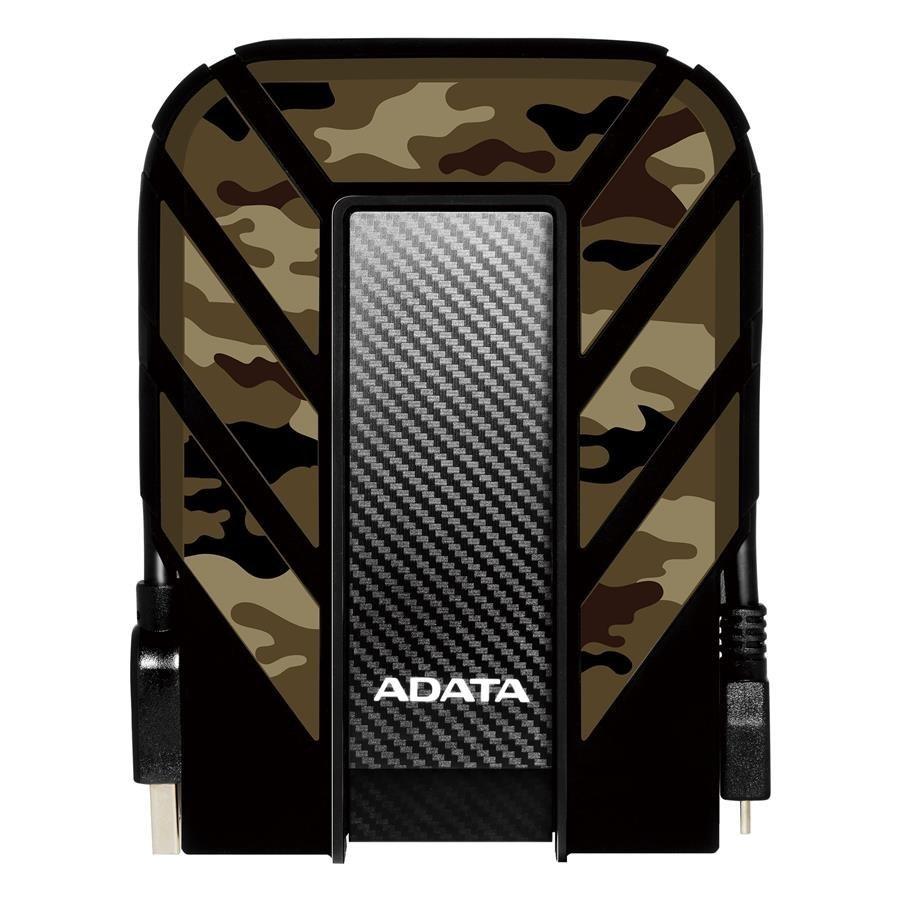 تصویر HD710M Pro External Hard Drive Model 2TB Capacity ADATA HD710M Pro External Hard Drive 2TB