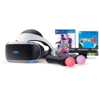 عینک واقعیت مجازی سونی مدلPlayStation VR CUH-ZVR2 Bundle |