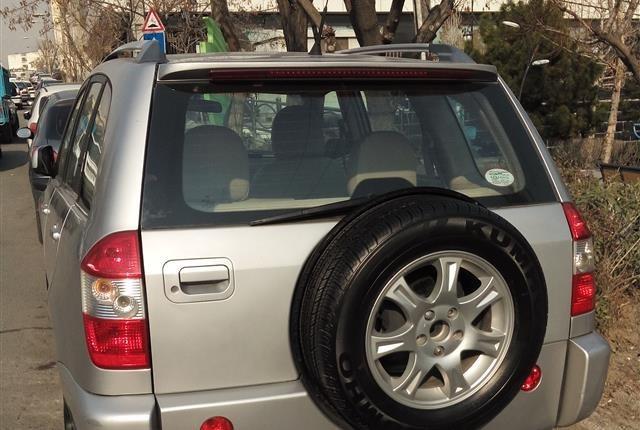 خودرو ام وی ام، x33، دندهای، 1389