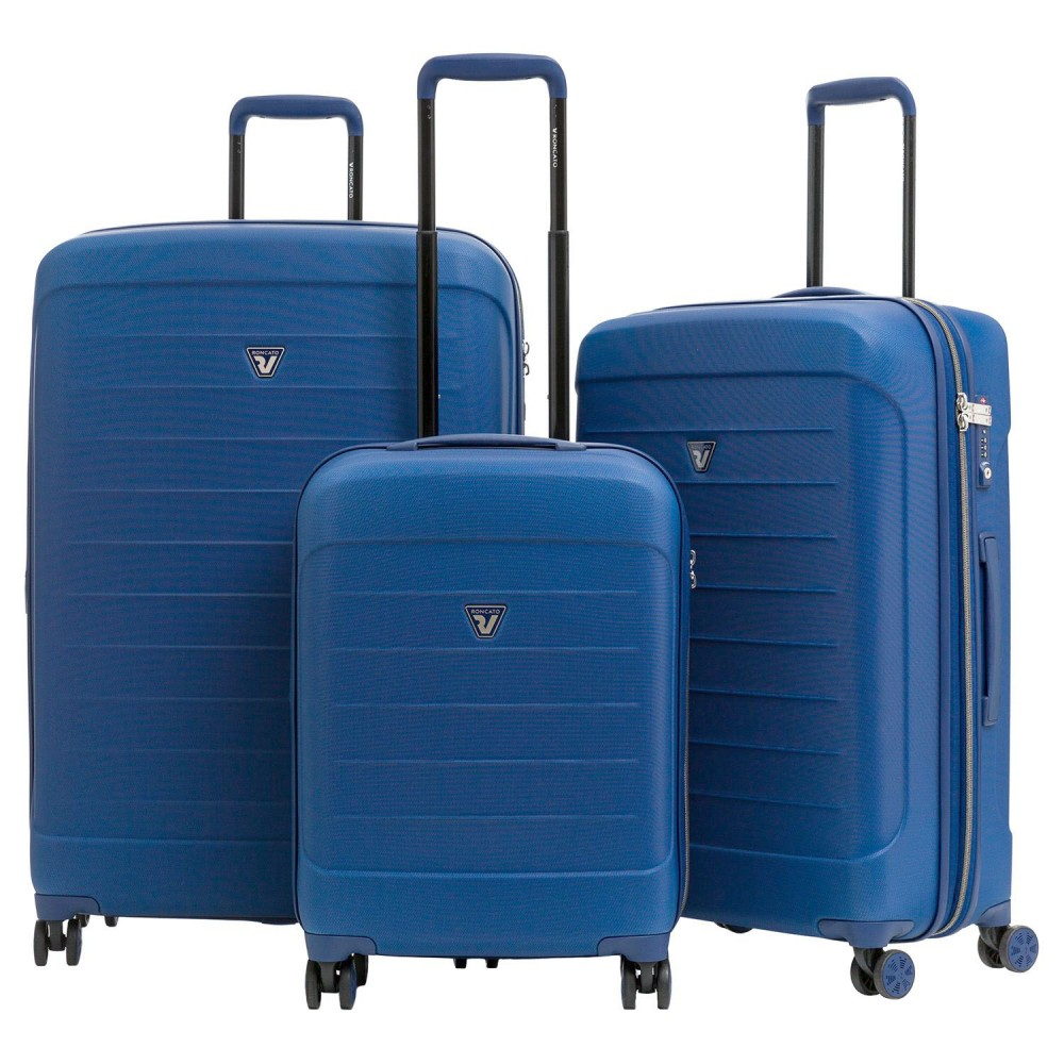 تصویر مجموعه سه عددی چمدان رونکاتو FiberLight