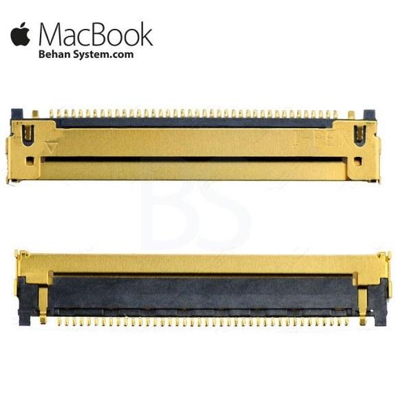 کانکتور 40 پین فلت مک بوک پرو 15 اینچ A1286 سال 2008-2012