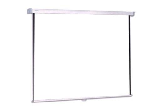 تصویر پرده نمایش دستی پروژکتور اسکوپ 3×3