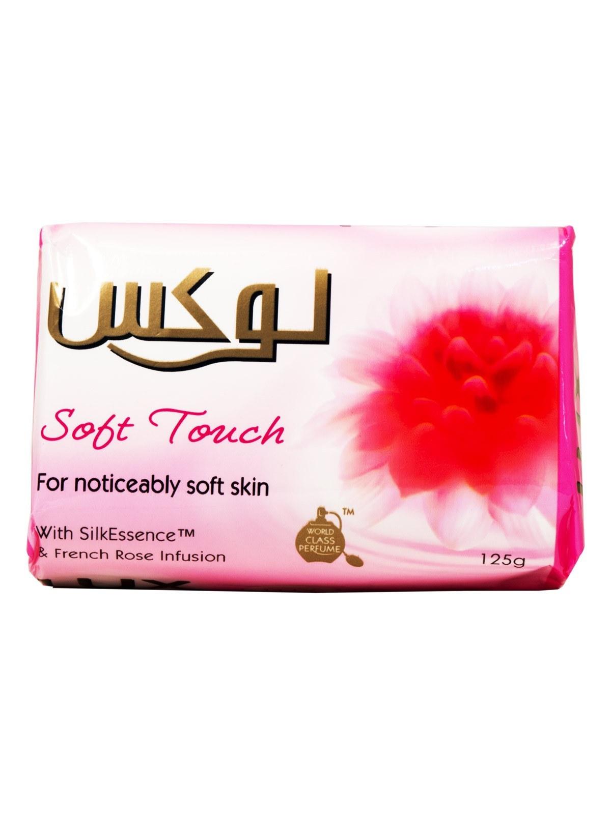 صابون لوکس مدل Soft Touch وزن 90 گرم | Lux Soft Touch Soap 90 Gr