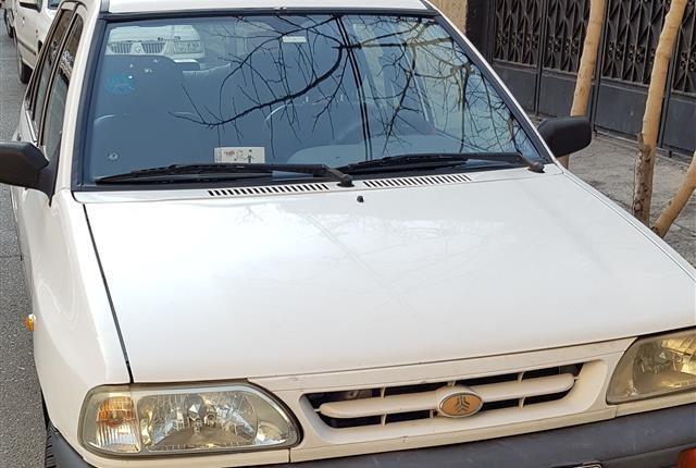 خودرو سایپا، پراید 131، 1390