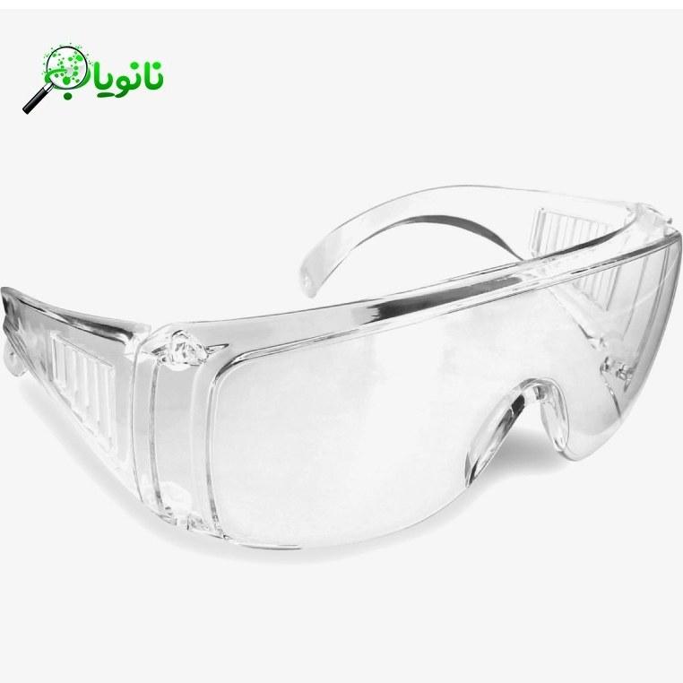 عکس عینک محافظ آزمایشگاهی طلقی OKER  عینک-محافظ-ازمایشگاهی-طلقی-oker