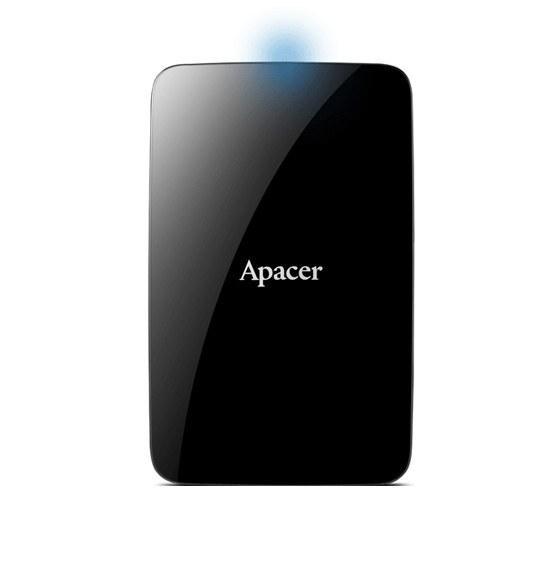 تصویر هارد دیسک اکسترنال اپیسر مدل AC233 ظرفیت 2 ترابایت Apacer AC233 Portable External Hard Drive - 2TB