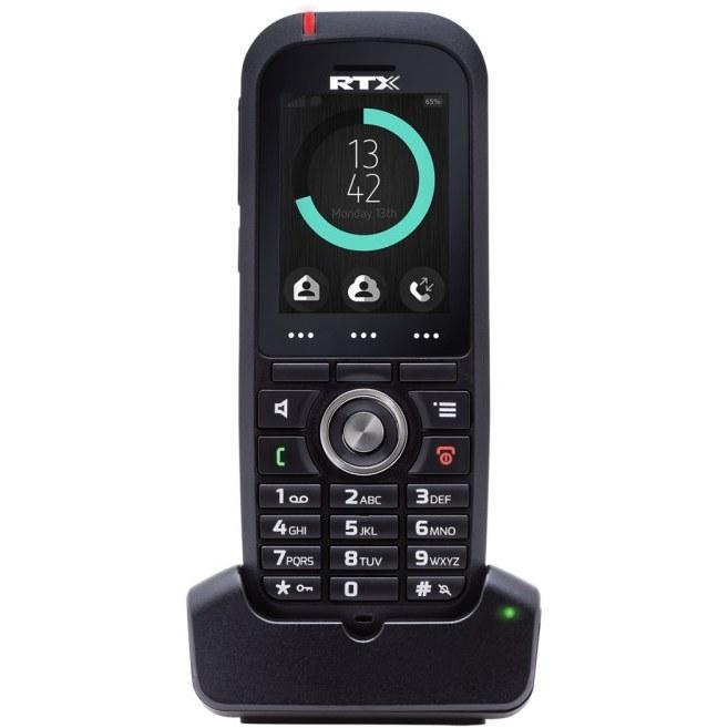 تصویر RTX RTX8632 DECT Handset آر تی ایکس قیمت   به شرط خرید تیمی