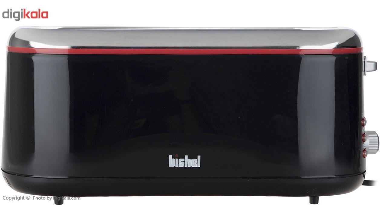تصویر توستر بیشل مدل BL-T-003 Bishel BL-T-003 Toaster