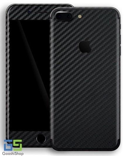 main images برچسب محافظ پشت و رو برای گوشی اپل آیفون 7 پلاس مدل کربن Apple iPhone 7 Plus Insulation Carbon Sticker