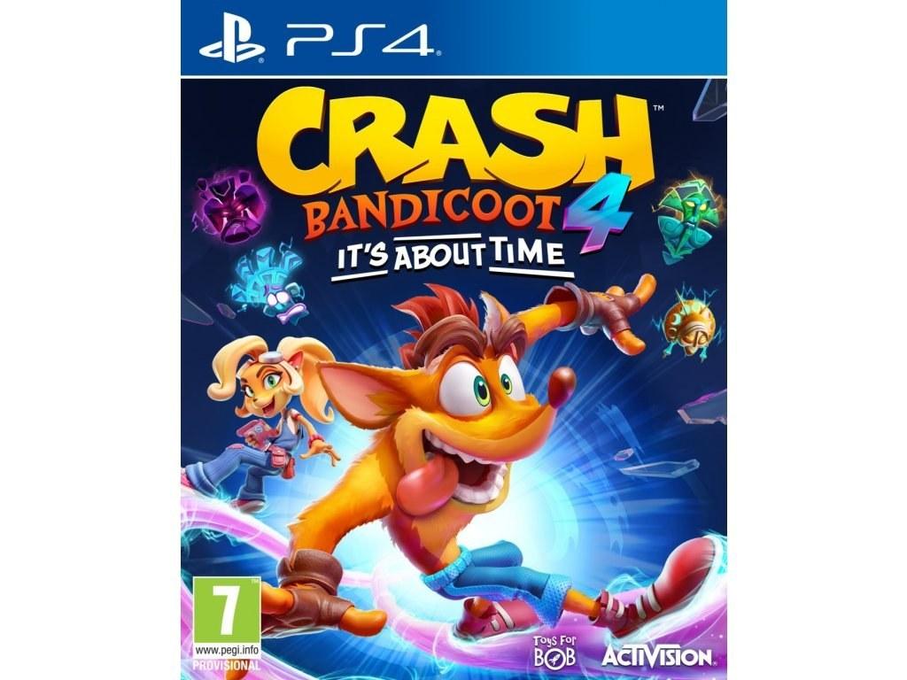 بازی Crash Bandicoot 4 Its About Time اکانت قانونی