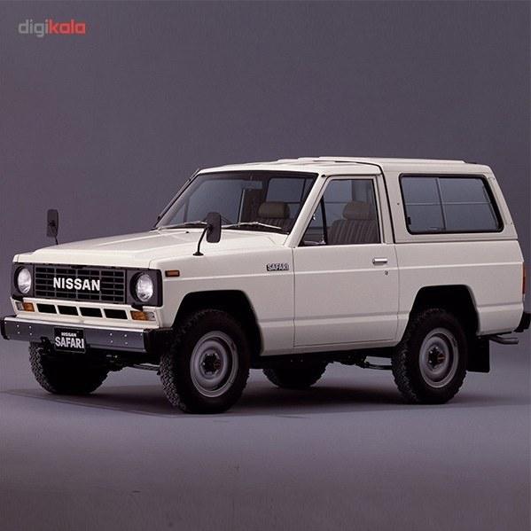 عکس خودرو نيسان پاترول دنده اي سال 1986 Nissan Patrol 1986 MT خودرو-نیسان-پاترول-دنده-ای-سال-1986 1