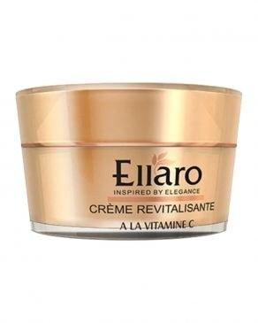 عکس کرم احيا کننده و شاداب کننده الارو مدل Vitamin C حجم 50 ميلي ليتر Ellaro Vitamin C Cream 50ml کرم-احیا-کننده-و-شاداب-کننده-الارو-مدل-vitamin-c-حجم-50-میلی-لیتر
