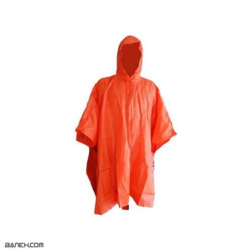تصویر پانچو بارانی ضدآب بزرگسالان کمپسور Campsor Campsor Waterproof Poncho