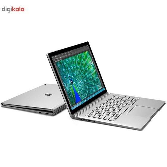 عکس لپ تاپ ۱۳ اینچ مایکروسافت Surface Book Microsoft Surface Book | 13 inch | Core i5 | 8GB | 256GB | 1GB لپ-تاپ-13-اینچ-مایکروسافت-surface-book 2