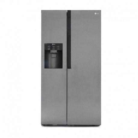 تصویر یخچال و فریزر ساید بای ساید ال جی مدل SXS230DS LG SXS230DS Side by Side Refrigerator