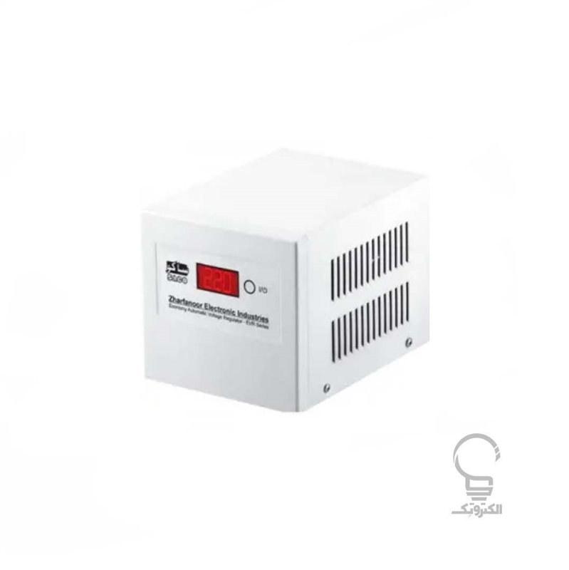 تصویر ترانس اتوماتیک دیجیتال مخصوص لباسشویی و ظرفشویی 3000 ولت 15 آمپر ساکو