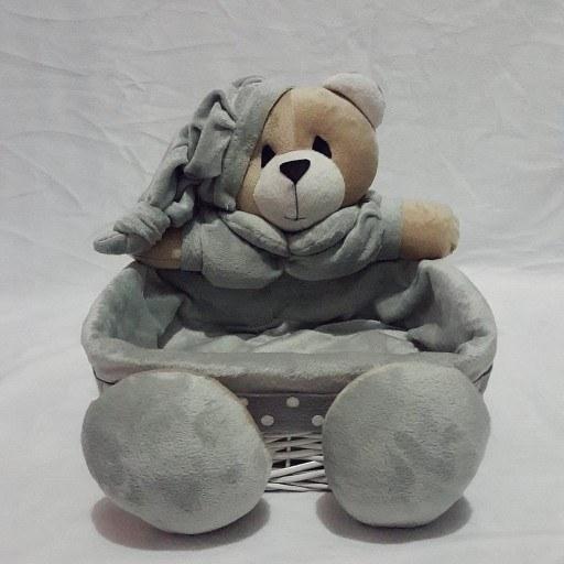 عکس سبد لوازم بهداشتی کودک طرح خرس نانان طوسی  سبد-لوازم-بهداشتی-کودک-طرح-خرس-نانان-طوسی