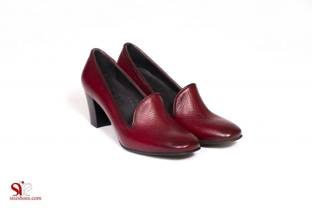 کفش چرمی زنانه |