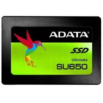 حافظه اس اس دی ای دیتا مدل آلتیمیت اس یو ۶۵۰ با ظرفیت ۲۴۰ گیگابایت