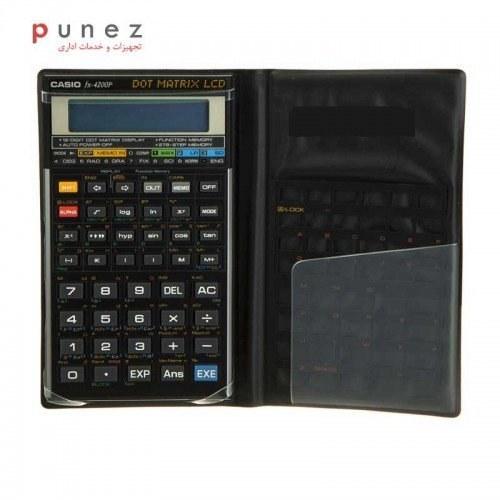 تصویر ماشین حساب fx-4200p کاسیو Casio fx-4200p Calculator