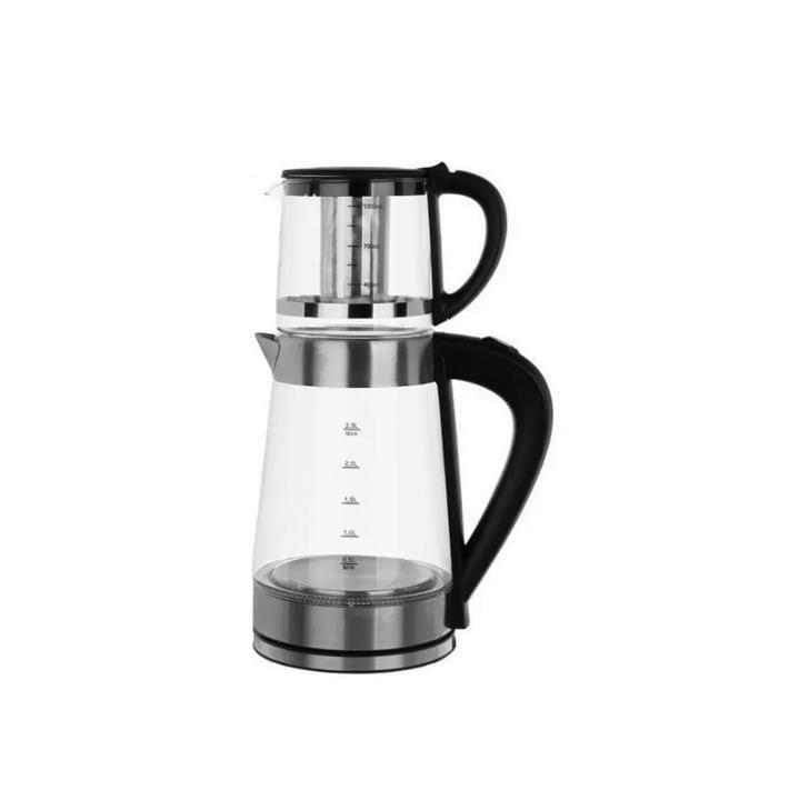 تصویر چای ساز رومانتیک هوم مدل kHD-250 چای ساز رومانتیک هوم مدل kHD-250