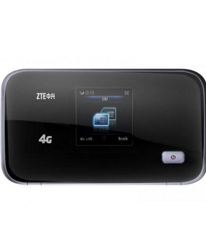 تصویر مودم همراه 3G/4G زد تی ای مدل MF93 Unlocked ZTE MF93D 3G/4G Wi-Fi Modem