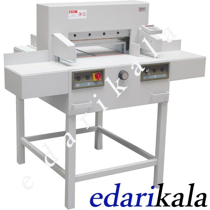 تصویر دستگاه برش کاغذ برقی SYSFORM 480EP ا SYSFORM 480EP Cutting Paper Machine SYSFORM 480EP Cutting Paper Machine