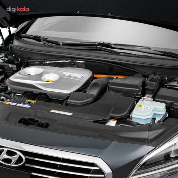 img خودرو هيونداي سوناتا جي ال هيبريدي اتوماتيک سال 2017 Hyundai Sonata Hybrid GL 2017 AT