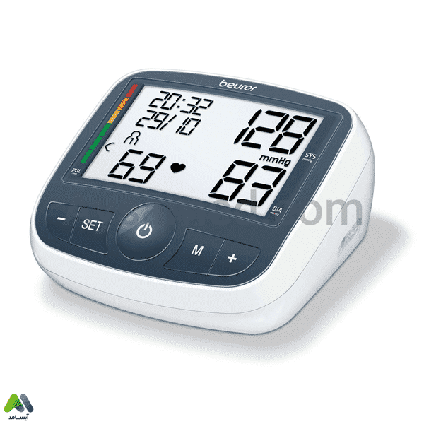 main images فشارسنج بازویی بیورر Beurer  upper arm Blood Pressure Monitor BM40