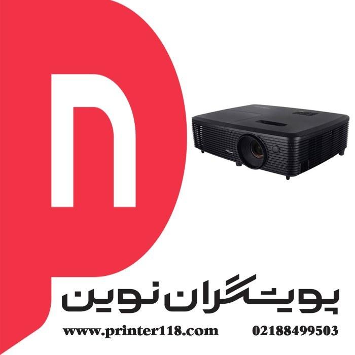 تصویر دیتا ویدیو پروژکتور Optoma M845X OPTOMA M845X DLP XGA Business Projector