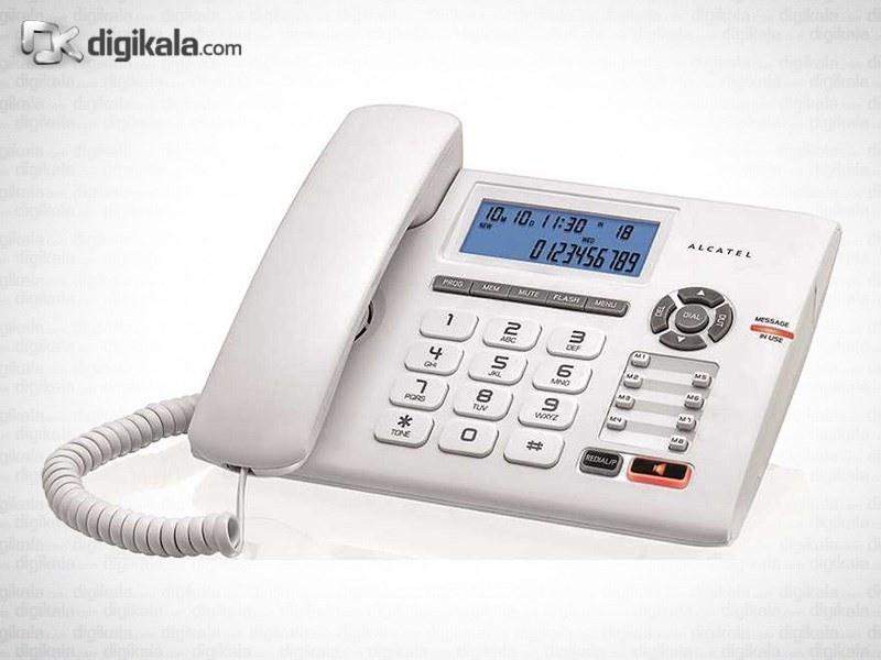 img تلفن باسیم آلکاتل T70EX Alcatel T70EX phone