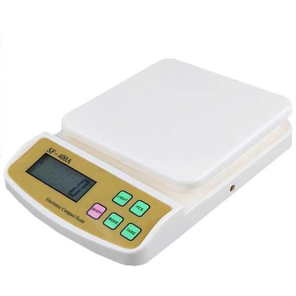 تصویر ترازو آشپزخانه مدل SF-400a Digital Scale