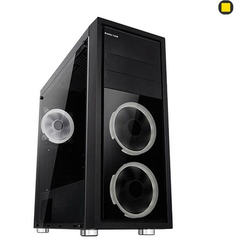 main images کیس ورک استیشن دکمه ها DOKMEHA W5000 M-Class Tower
