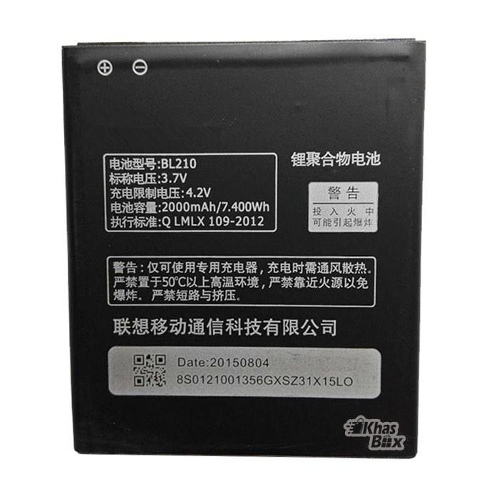 تصویر باتری اصلی گوشی لنوو A606 Original Battery Lenovo A606