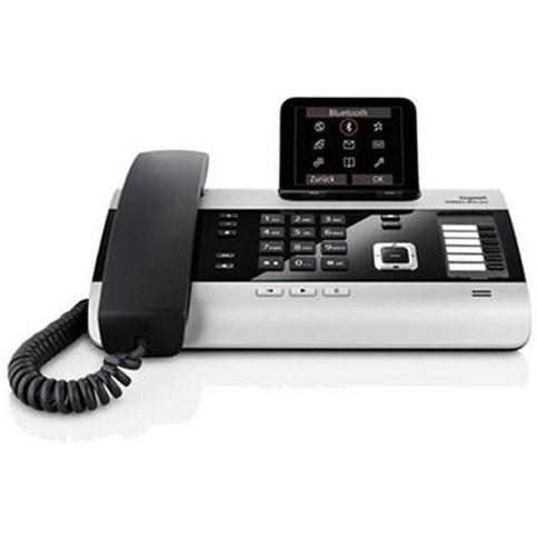 تصویر گوشی تلفن گیگاست مدل DX800A Gigaset DX800A All In One