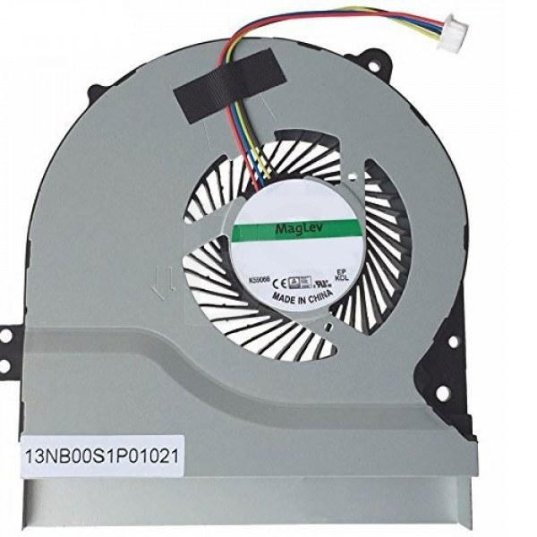 تصویر فن پردازنده لپ تاپ ASUS مدل F550 ا CPU Cooling Fan ASUS F550 CPU Cooling Fan ASUS F550