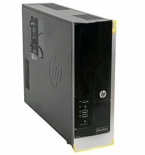 عکس کیس کامپیوتر اچ پی مدل Slim Line ۴۰۰ HP Slim Line 400 Case کیس-کامپیوتر-اچ-پی-مدل-slim-line-400