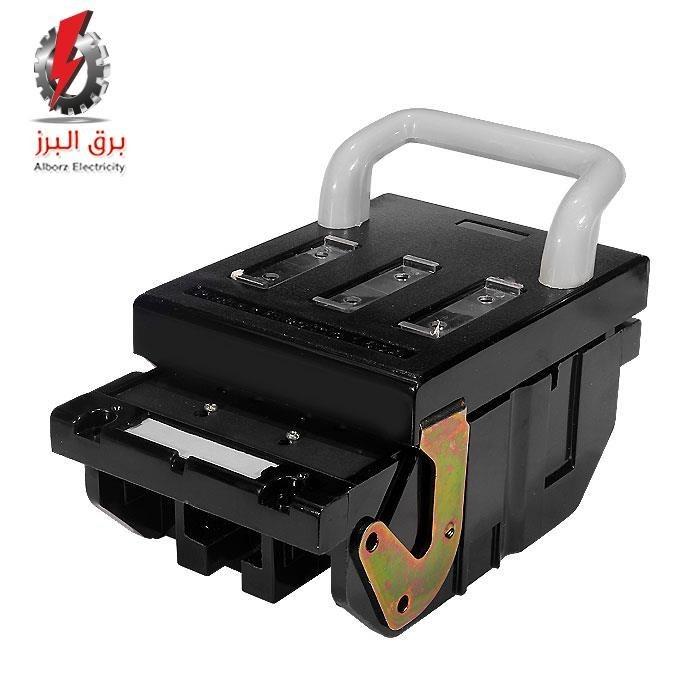 تصویر کلید فیوز کاردی 400A باکالیتی پیچاز الکتریک