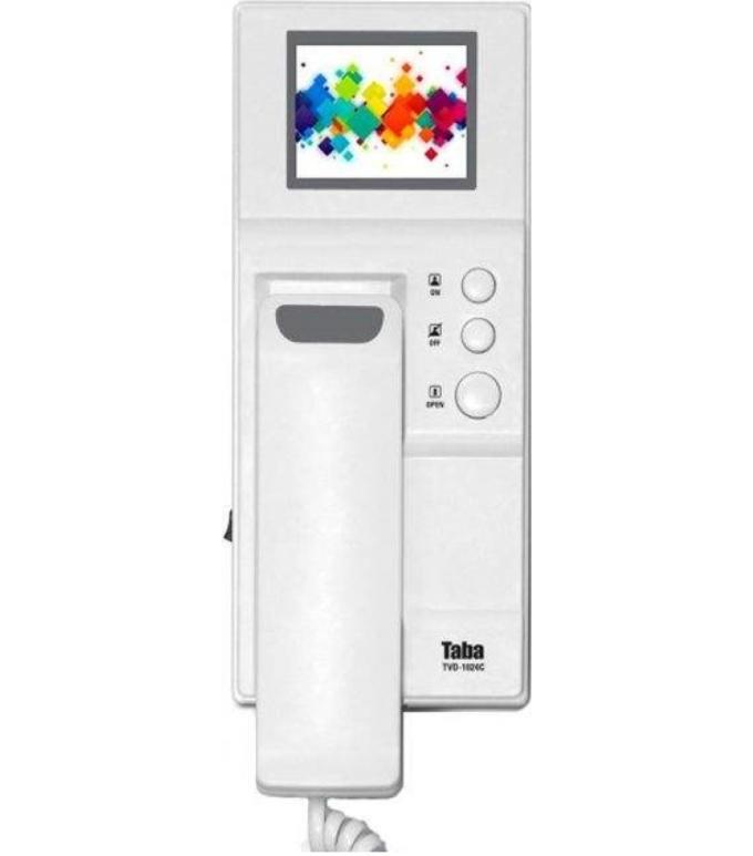 گوشی درب بازکن تصویری رنگی مدل 1024 |