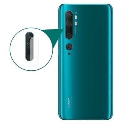 تصویر شیشه دوربین شیائومی xiaomi mi note 10 pro Xiaomi mi note 10 pro camera glass
