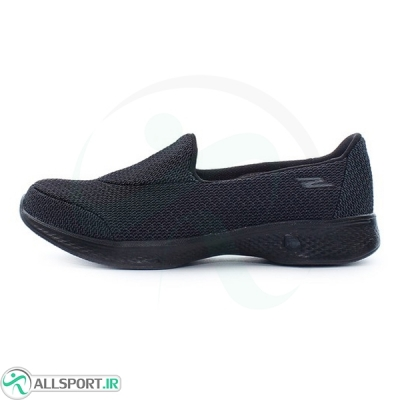 کتانی رانینگ زنانه اسکچرز گو واک Skechers Go Walk 4 Majestic 14900BKGY
